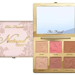 """🍁🍂New Too Faced """"Natural Face"""" Palette🍂🍁"""